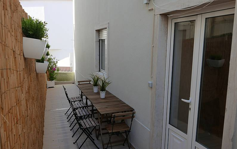 Casas Terraço Leiria Nazaré casa - Terraço
