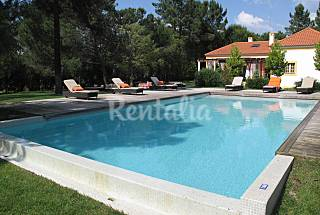 Villa for 9 people in Lisbon and Tagus Valley Setúbal