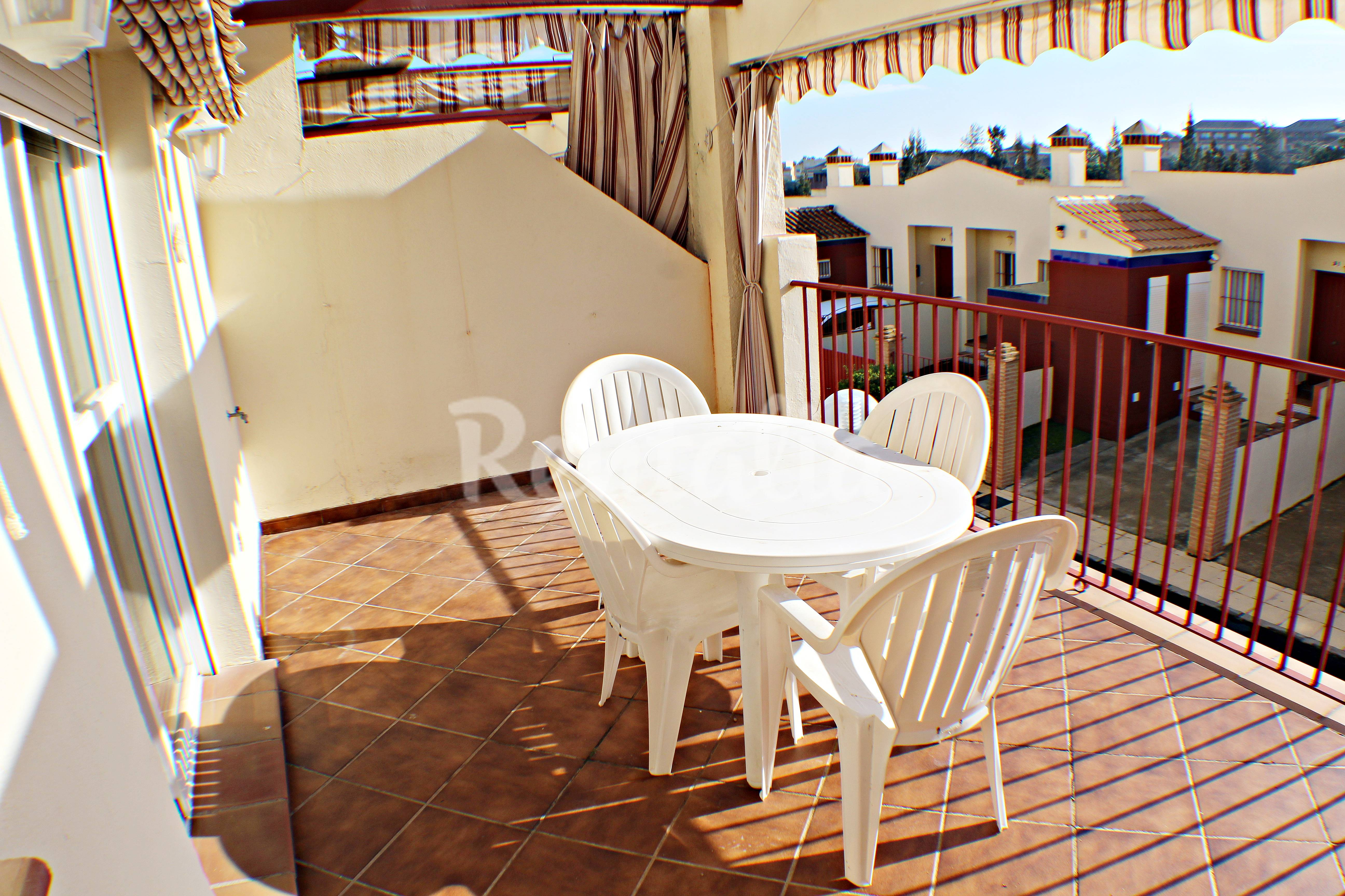 House with 2 bedrooms only 900 meters from the beach islantilla lepe lepe huelva costa de - Rentalia islantilla ...