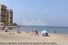 Seychelles, max. 4 personas en el Mar Menor Murcia