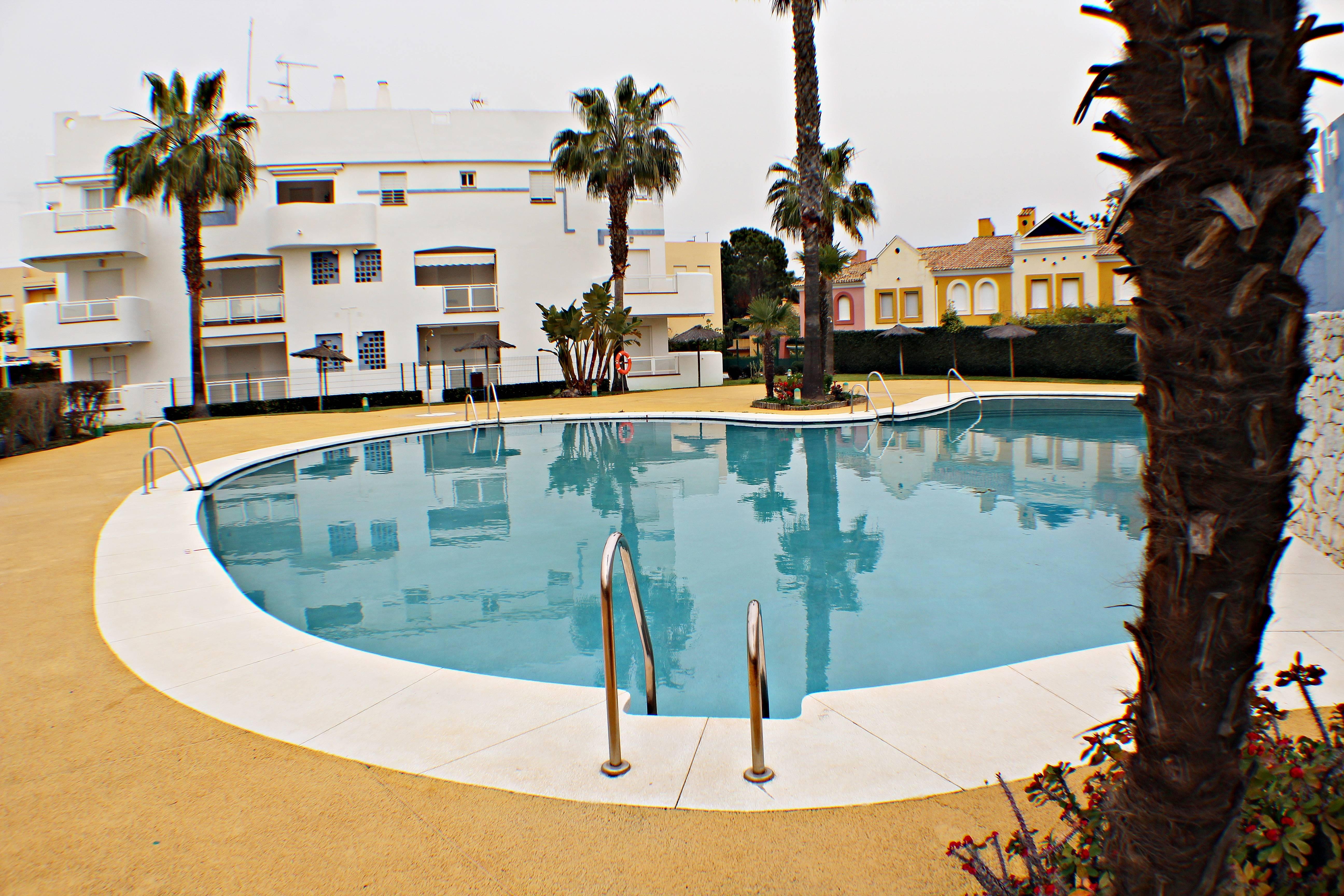 Casa de 3 habitaciones a 700 m de la playa islantilla - Rentalia islantilla ...