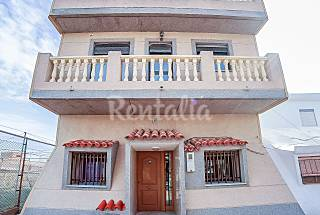House for rent only 500 meters from the beach Valencia