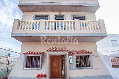 Casa de la playa en el Perellonet Velencia  Valencia