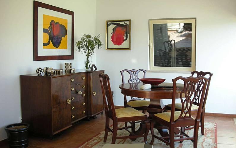 Villa Sala de Jantar Setúbal Sesimbra casa - Sala de Jantar