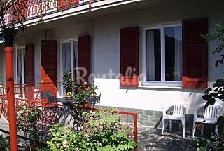 Apartamento en el verde para 4-6 personas Génova