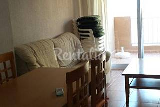 Apartment for 4-5 people only 100 meters from the beach Murcia