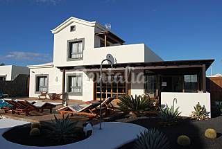 Luxury villa only 800 meters from the beach Lanzarote