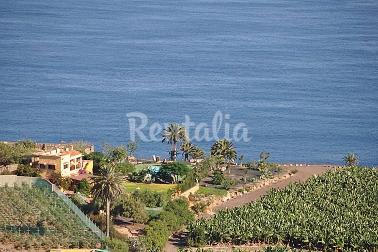 Villa Alrededores Gran Canaria Moya Villa en entorno rural