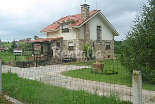 House with 3 bedrooms 15 km from the beach Cantabria