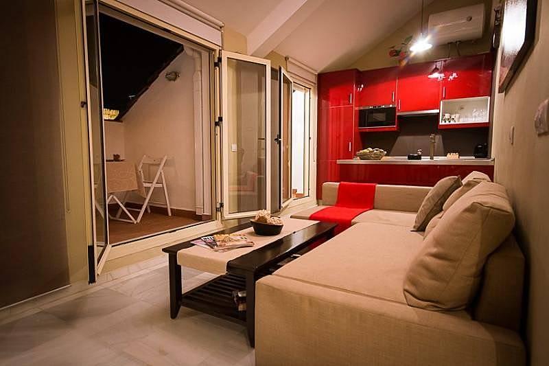Apartamento para 4 personas en m laga centro m laga m laga costa del sol - Apartamento vacacional malaga ...
