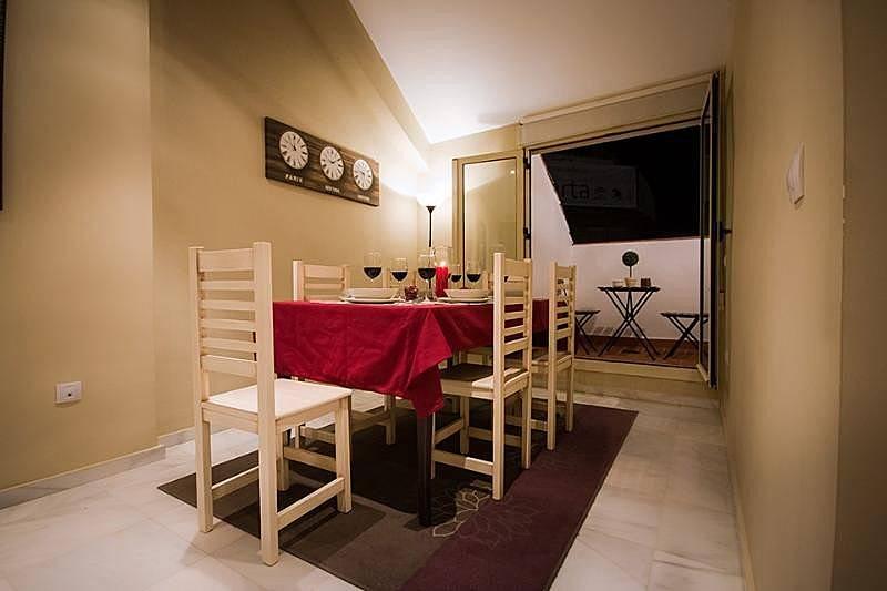 Apartamento para 6 personas en m laga centro m laga m laga costa del sol - Apartamento vacacional malaga ...