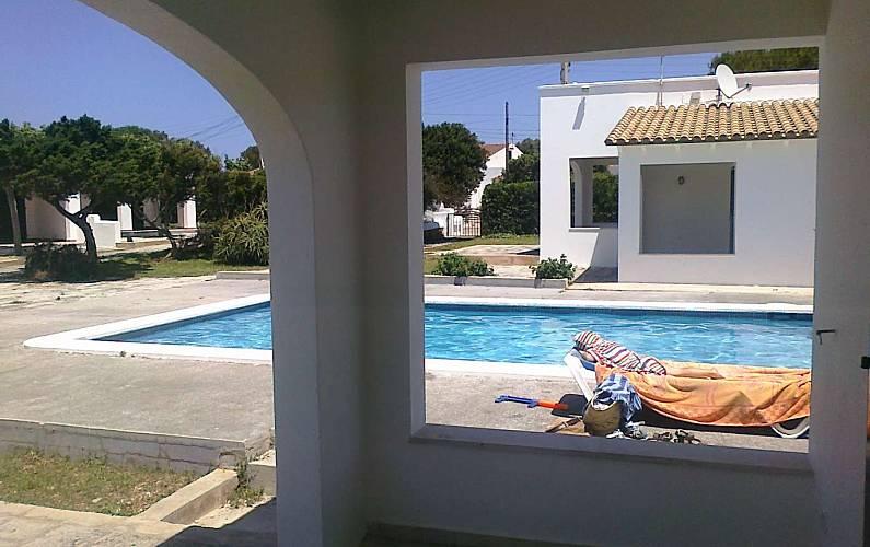 maison en location 50 m de la plage calan blanes