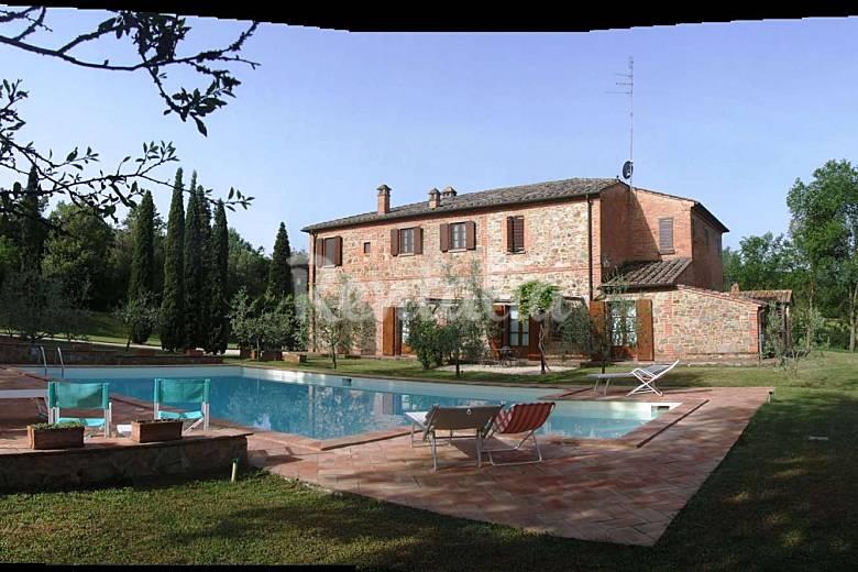 3 appartamenti in agriturismo con piscina fattoria - Agriturismo siena con piscina ...