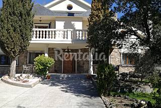 Villa for rent Navacerrada Madrid