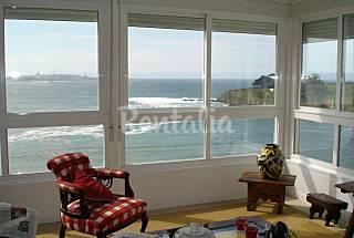Apartamento con maravillosas vistas de La Coruña A Coruña/La Coruña