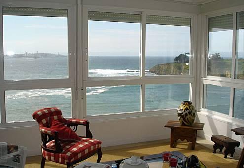 Apartamento para 4 pessoas a 50 m da praia Corunha