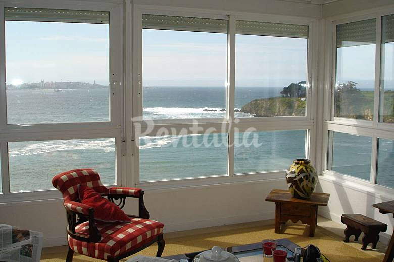 Apartment for 4 people only 50 meters from the beach A Coruña