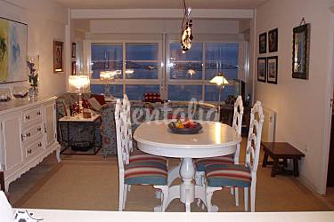 Apartment Dining-room A Coruña Oleiros Apartment