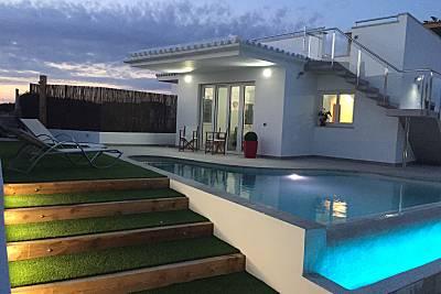 Casa para 6 personas a 1000 m de la playa Menorca