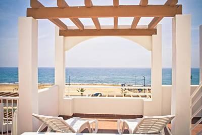 Apartamento en 1ª linea de playa. Mojacar Almería