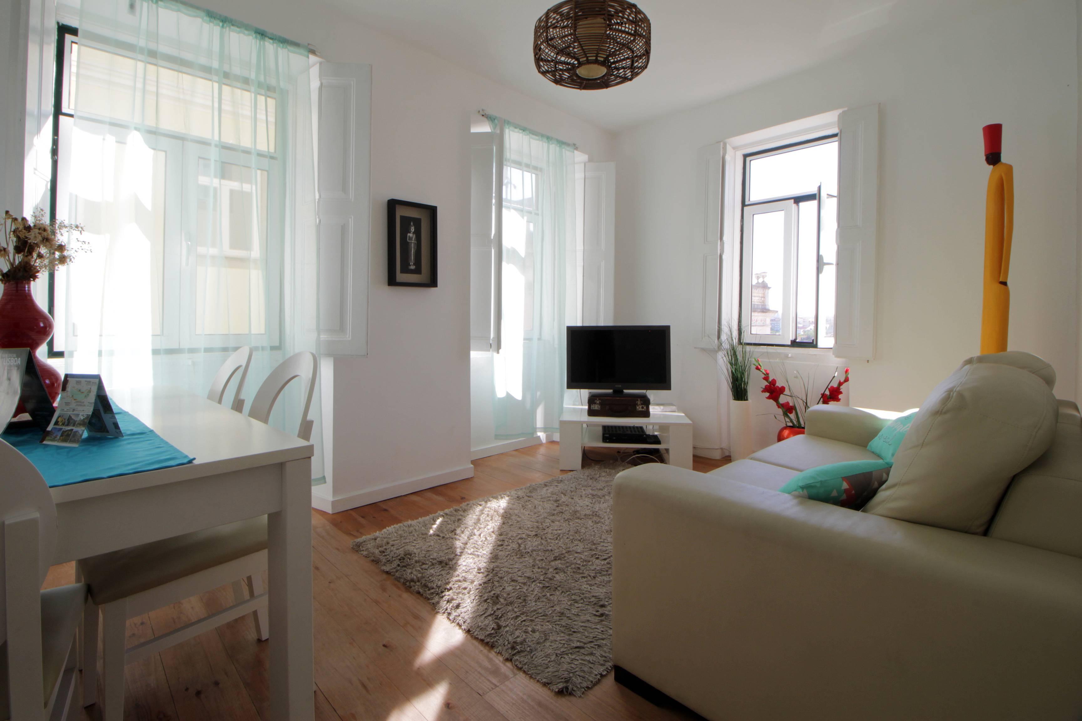 Apartamento para 4 6 personas en lisboa y valle del tajo - Apartamento en lisboa ...