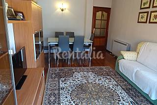 Apartment for rent on the beach front line Pontevedra