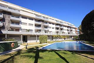 Apartment with 3 bedrooms only 100 meters from the beach Alicante