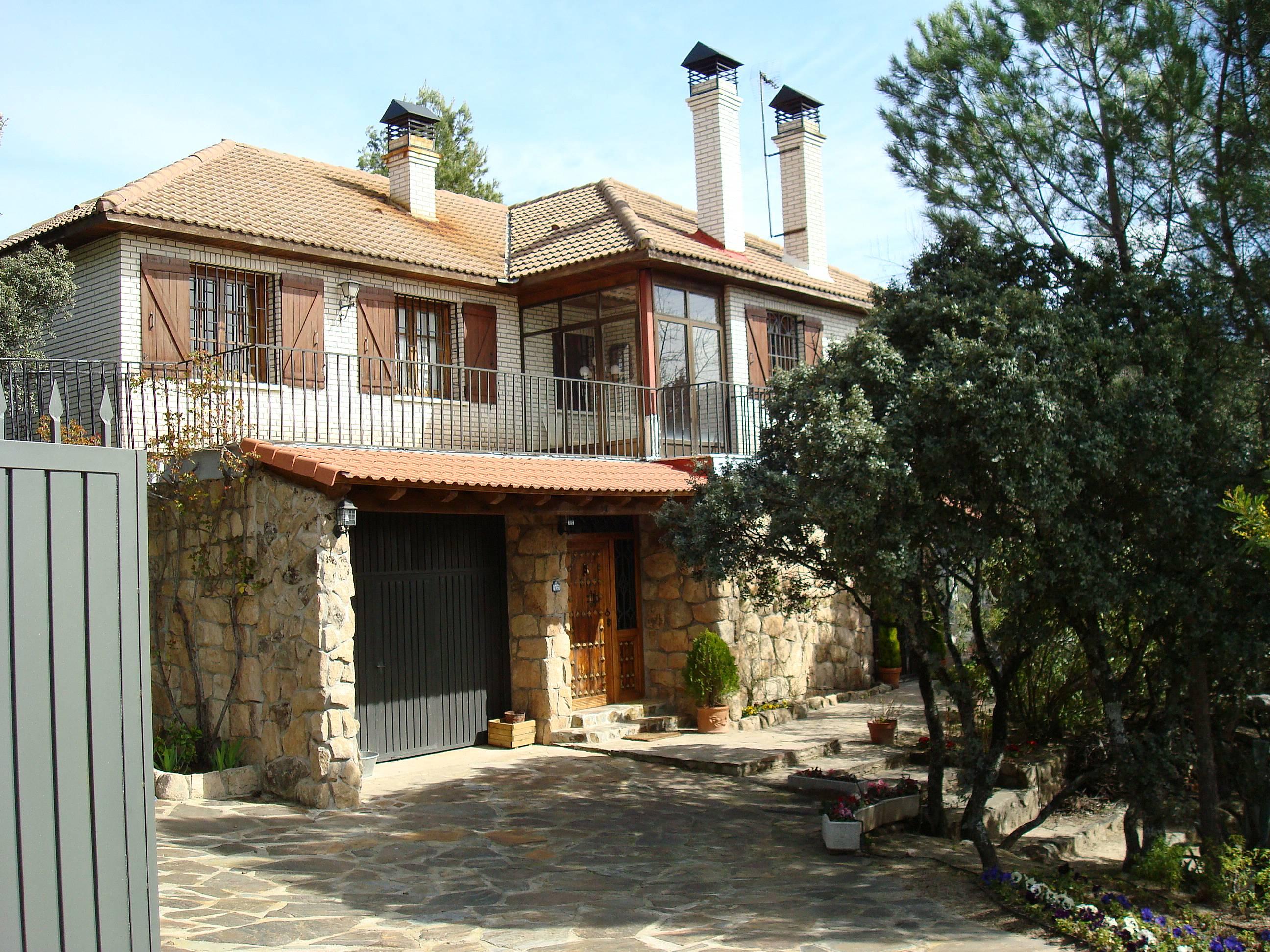 Alquiler apartamentos vacacionales en torrelodones madrid y casas rurales - Casas vacacionales madrid ...