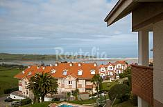 Apartment with 2 bedrooms only 500 meters from the beach Cantabria