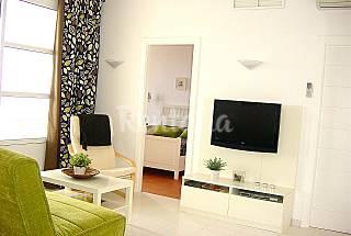 Apartamento alquiler a 100 m de la playa 2-4 pers. Menorca