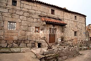 Casa para 4-6 personas en entorno de montaña Ávila