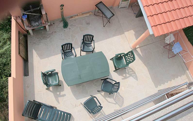 Nuova Terrazza Pontevedra Cangas casa - Terrazza