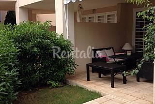 Apartamento de 2 habitaciones a 900 m de la playa Almería