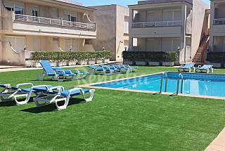 Apartamento de 2 habitaciones a 100 m de la playa Castellón