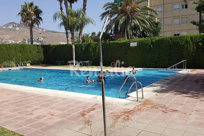 Apartamento para 7 9 personas a 100 m de la playa almu car granada costa tropical - Piscina arabial granada precios ...