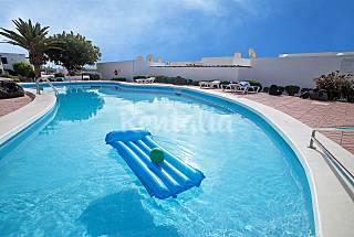 Céntrico apartamento con piscina comunitaria/wifi Lanzarote
