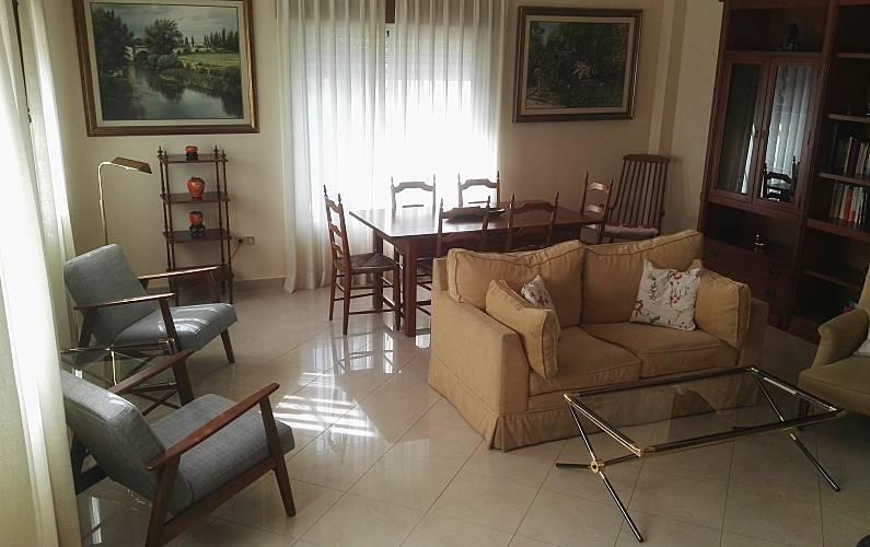 Magnificent Living-room Málaga Torremolinos villa - Living-room
