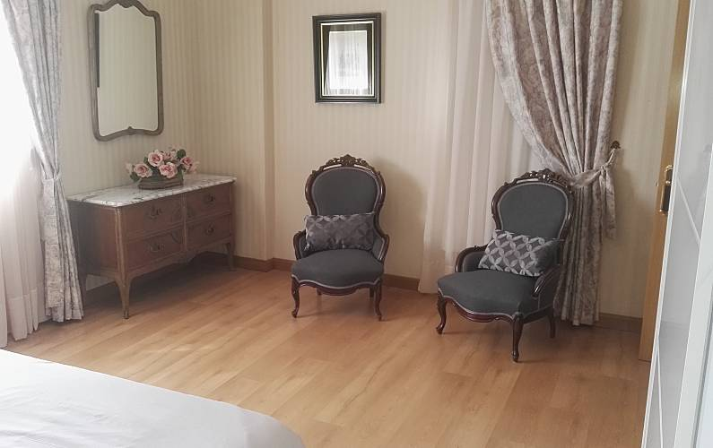 Magnificent Bedroom Málaga Torremolinos villa - Bedroom