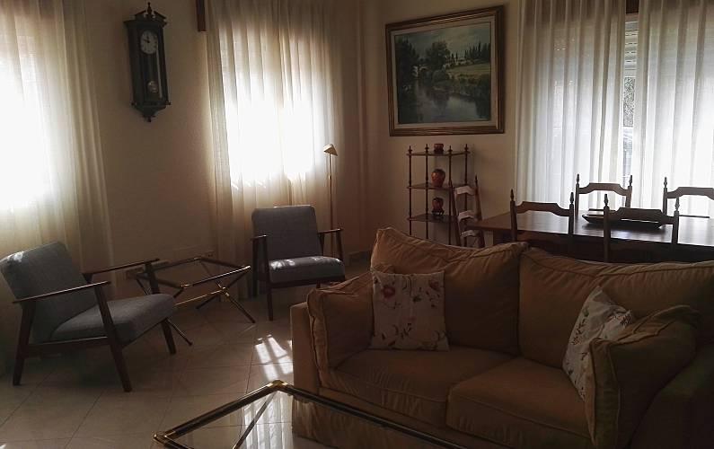 Magnifica Salotto Malaga Torremolinos villa - Salotto