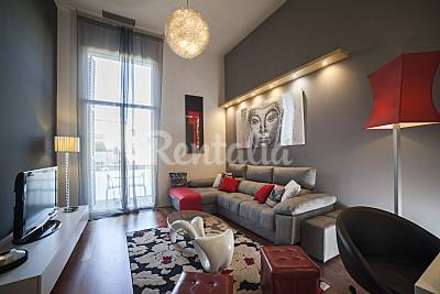 Apartamento de 5 habitaciones en Barcelona centro Barcelona