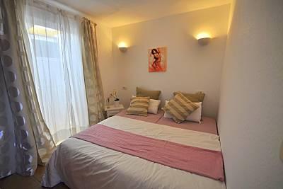 Casa para 7-8 pessoas a 200 m da praia Lançarote