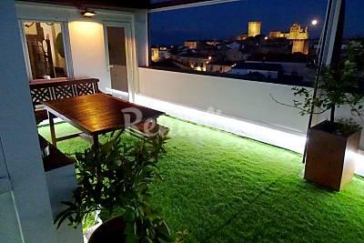 Apartamento com 1 quarto em Cáceres centro Cáceres