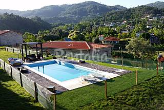 Villa for rent in Amares Braga