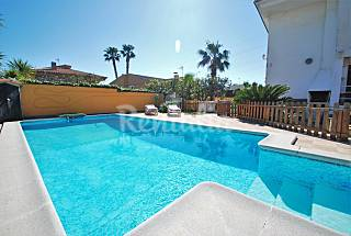 Villa with private pool for 10 person in Calafell Tarragona
