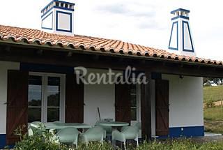 Casa con 2 stanze a Vila Viçosa Évora