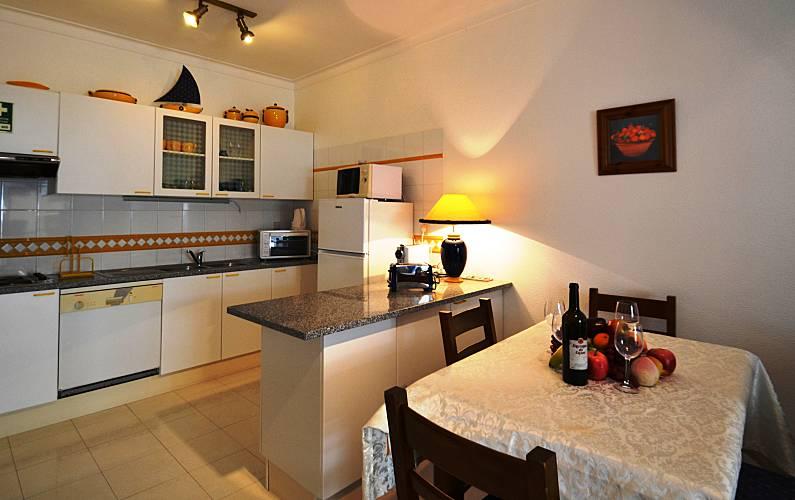 Beautiful Dining-room Algarve-Faro Silves Apartment - Dining-room