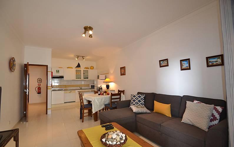 Beautiful Living-room Algarve-Faro Silves Apartment - Living-room