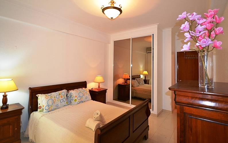 Beautiful Bedroom Algarve-Faro Silves Apartment - Bedroom