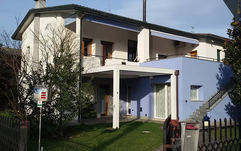 piano terra in casa singola mira venezia