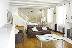 Casa para 6 personas a 300 m de la playa Charante-Marítimo